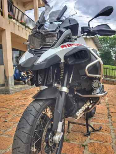 Protetor De Radiador Bmw R1200gs Adventure