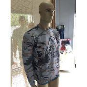 Camiseta Camuflada Prisma3d Dry Fit Elastano
