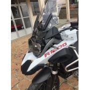 Protetor De Farol Bmw R1200gs / R1250gs
