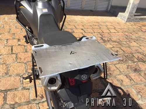 Base Mala Traseira Teneré 660 Bagageiro Yamaha
