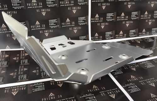 Protetor De Cárter Bmw F800 Gs Preto