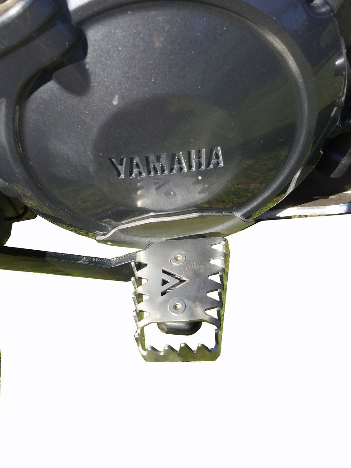 Extensor Pedal De Freio XT660 Teneré 660 Xtz Yamaha
