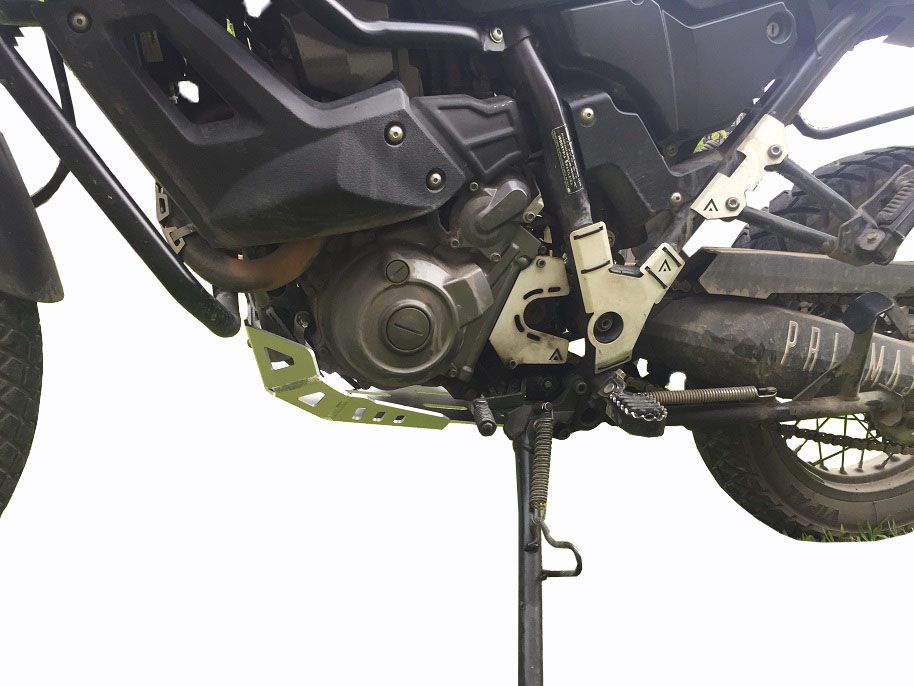 Protetor De Cárter Yamaha Teneré 660