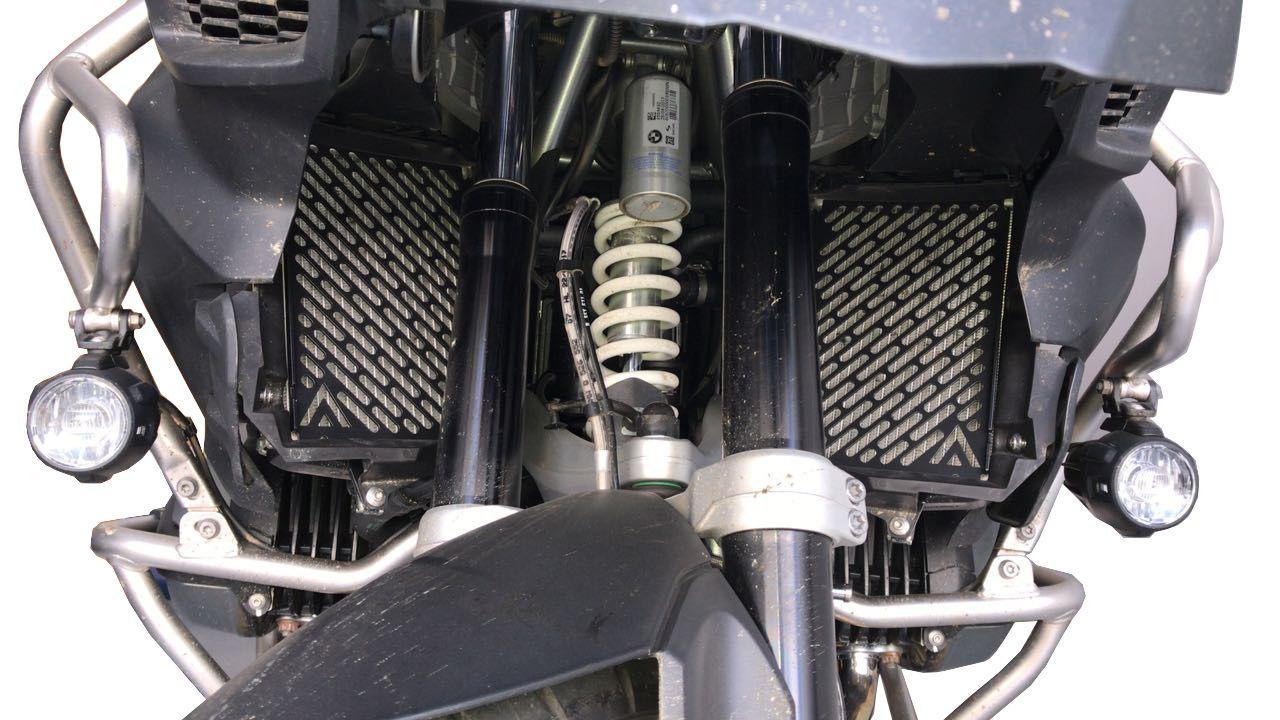 Protetor De Radiador Bmw R1200gs /R1250gs Adventure