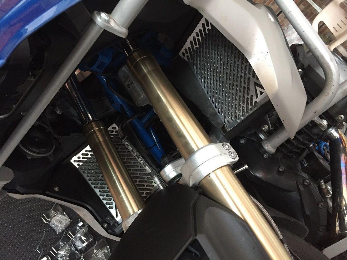 Protetor De Radiador Bmw R1200gs / R1250gs Premium
