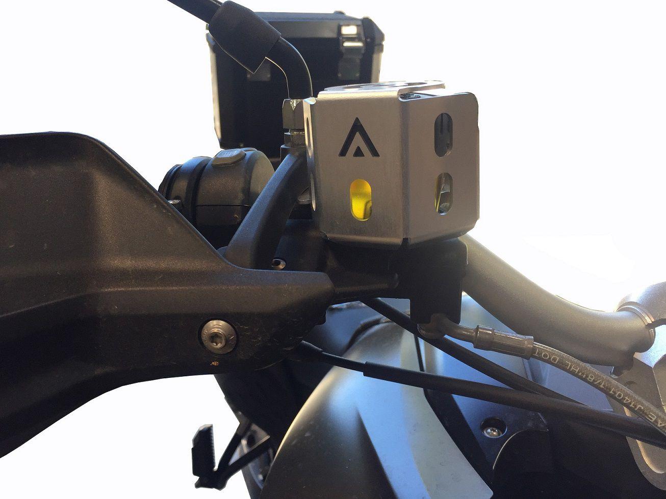 Protetor do Reservatório de Freio Dianteiro BMW F800gs