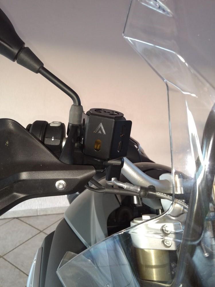 Protetor Fluido De Freio Dianteiro Bmw F800gs Adventure Modelo Novo