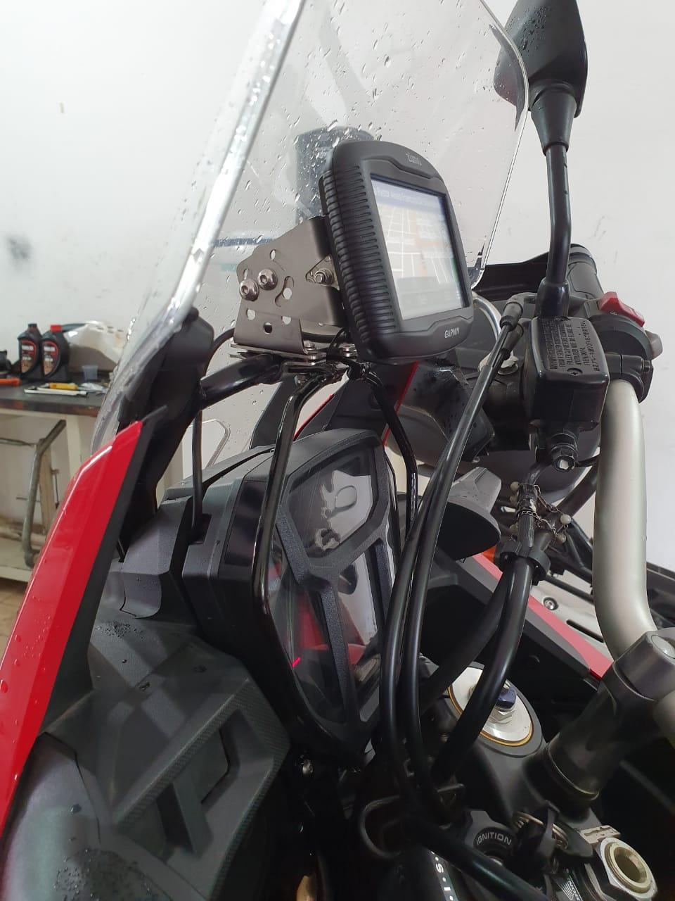 Suporte Moto Gps (garmin Zumo)