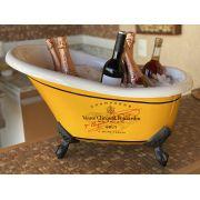 Banheira Champanheira Veuve Clicquot Ponsardin 6 Garrafas