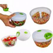 COPY-72-KIT 2 Cortadores  de Legumes Processador de Alimentos Triturador Cortador Manual Picador Cortador Legumes
