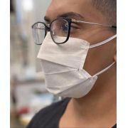 Mascara De Proteção Descartável 50 gr/m²  Norma Nacional NBR 14990 e Internacional ISSO 11607