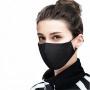 Mascara De Proteção Lavável Não Descartável Tecido
