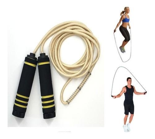 Corda Pular Grande Exercício Funcional Crossfit Academia Fit