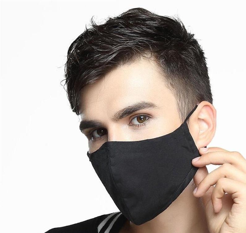 KIT 6 Mascaras De Proteção Lavável Não Descartável Tecido