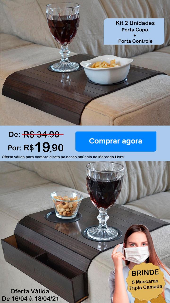 KIT PADRÃO MIGUEL + 5 MASCARAS