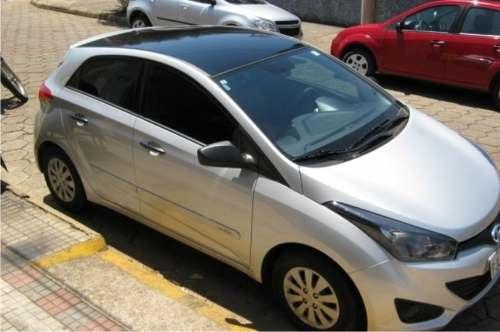 Adesivo Black Piano Envelopamento Teto Hyundai Hb20 Confira!