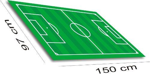 Adesivo Mesa De Futebol De Botão 150 X 97 Cm