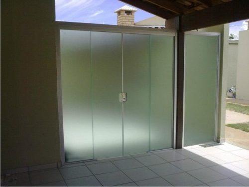 Adesivo Decorativo Jateado P/ Vidro, Box, Janela, Porta Etc.
