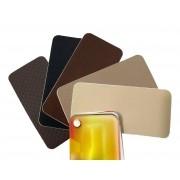 Adesivo Decorativo Envelopamento Textura Couro - 5 Modelos