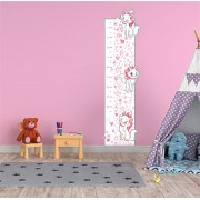 Adesivo decorativo infantil Régua Crescimento  - Gata Marie