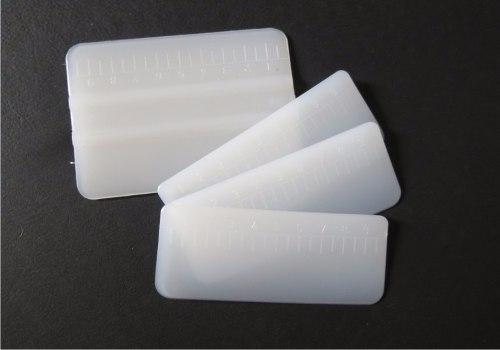 Mini Espátula para aplicação de adesivos