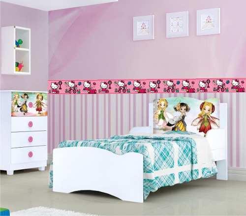 Faixa Decorativa De Parede Infantil - Centenas de Modelos
