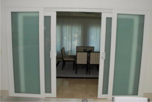 Adesivo Decorativo Jateado Liso para Vidro 1 x 1m  - Box, Janelas e Portas