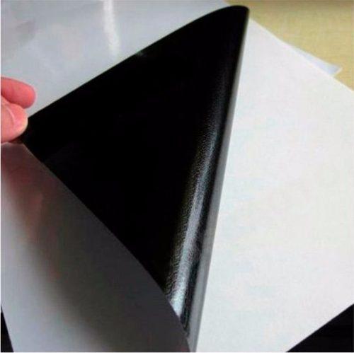 Adesivo Branco Blackout  para Geladeiras,  Janelas e Portas De Vidro
