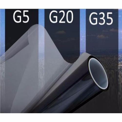 Insulfilm Automotivo e Residencial G5, G20 e G35 - 3,0 x 1,0 m