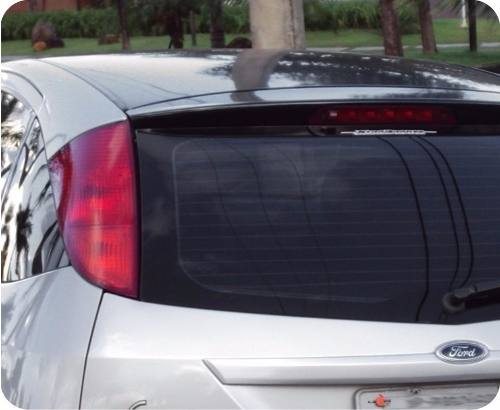 Película Adesiva Fumê E Vermelha Laterna Farol, Carro E Moto 50 x 50 cm