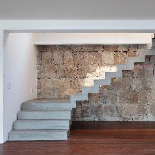 Adesivo Papel De Parede - Pedras, Madeira E Listras 50x80 Cm