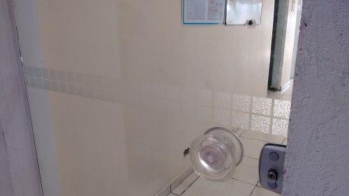 Faixa Decorativa e Segurança em Adesivo Jateado Quadra P/ Portas De Vidro - 100 x 7,5 cm
