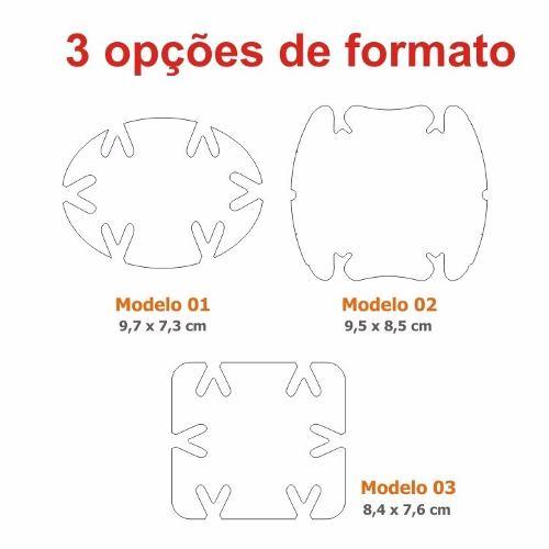 Kit c/ 4 Adesivos Transparente Protetor Maçaneta p/ Carro