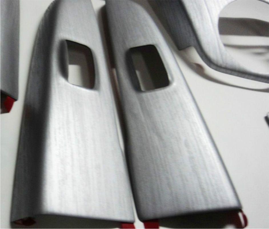 Adesivo Aço Escovado Inox Moveis Carros Celular 30 X 50 Cm