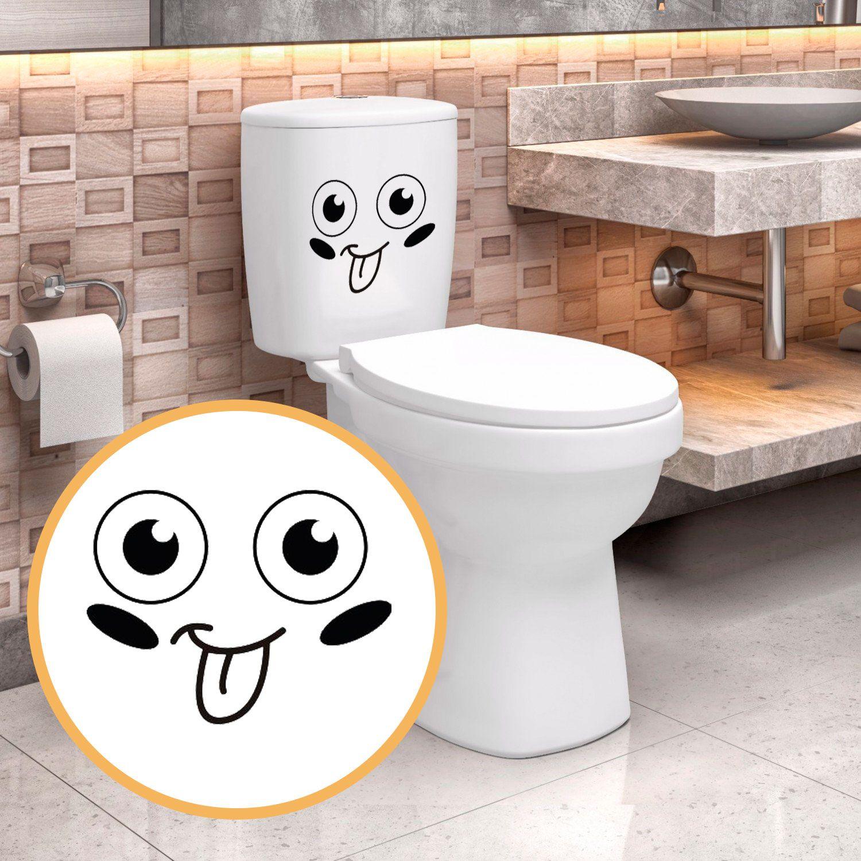 Adesivo Decorativo para Banheiro - vasos Sanitários - Diversos modelos