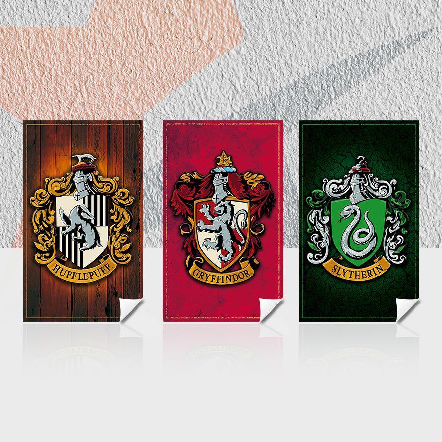 Adesivo Decorativo para Parede Harry Potter