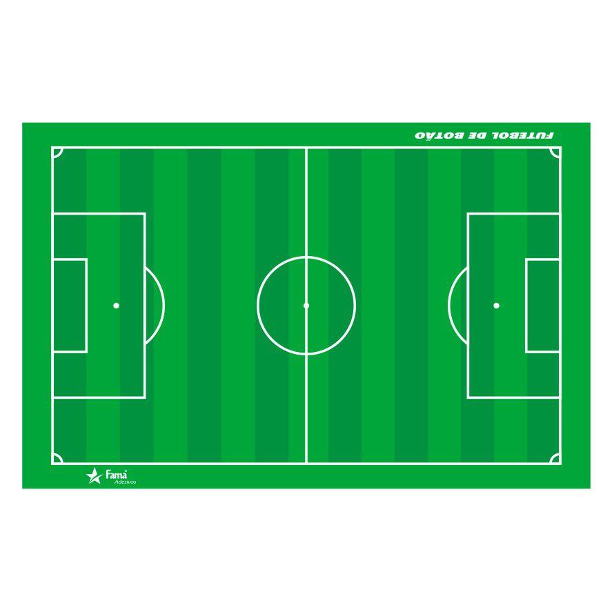 Adesivo Mesa De Futebol De Botão