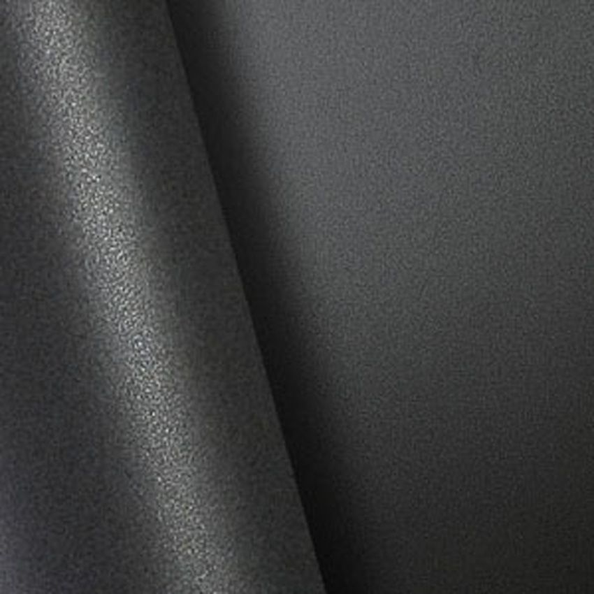 Adesivo Preto Rugoso Fosco Jateado Para Colunas de Carros - 5m
