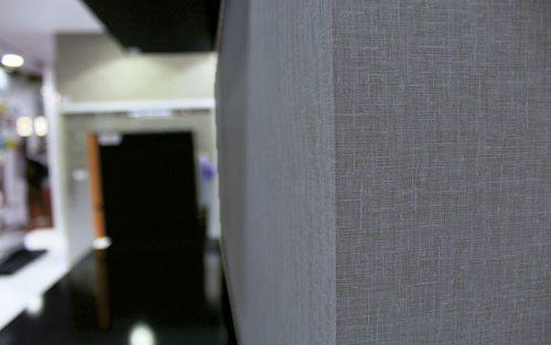 Adesivo Texturizado Telado Brim Cinza