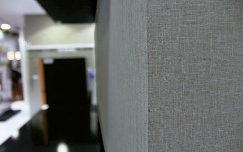 Adesivo Texturizado Telado Cinza