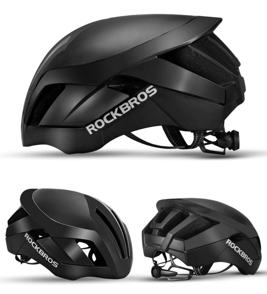 Capacete Ciclismo Bike Rockbros 3em1 Tam. Ajustavel  MTB Speed