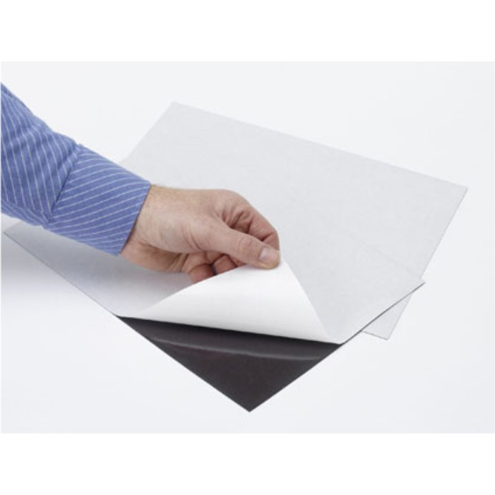 Manta Magnética Adesivada para Brindes E Calendário - Ima Adesivo - 10 pçs