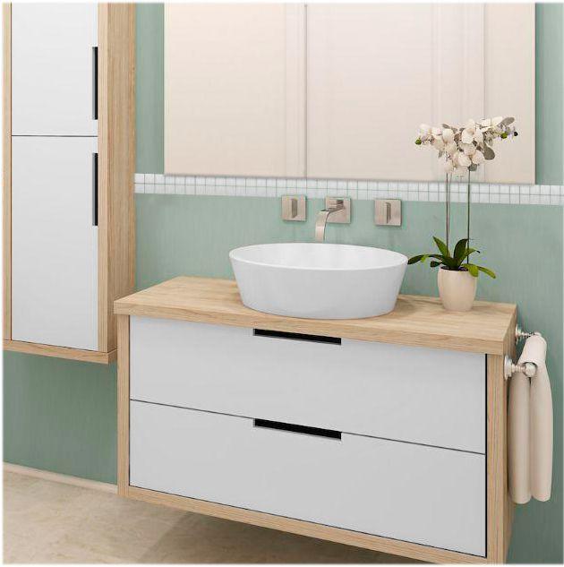 Pastilhas em Vinil Adesivo AÇO ESCOVADO para Cozinha, Banheiro e Azulejo - 30 X 7 Cm