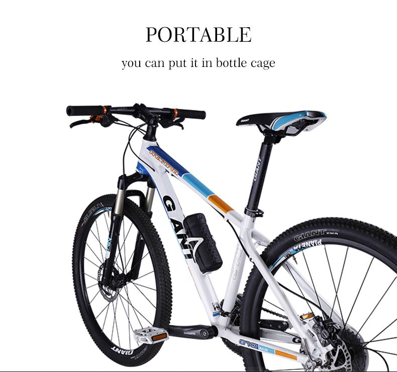 Porta Trecos Ferramentas Bike Garrafa Caramanhola - Original Rockbros