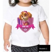 Camisa Personalizada Sky |Polly | Minie ♡ ♡