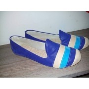 Slipper Azul Colorida | ​PRONTA ENTREGA ♡ ♡