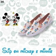 Slipper On | Minie, Mickey Mouse ♡ ♡