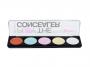 Paletas Corretivo Facial com 5 Cores - Luisance | PRONTA ENTREGA ♡ ♡