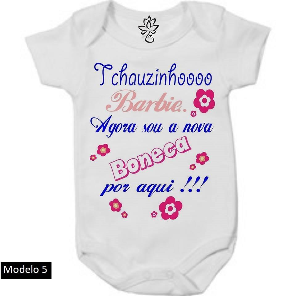 Body Personalizado DIVERSÃO II ♡ ♡