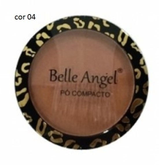 Pó Compacto Belle Angel | PRONTA ENTREGA ♡ ♡